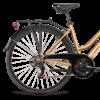 Kép 3/4 - Dema LOARA 3 női cross kerékpár, fehér