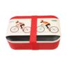 Kép 1/3 - Le Bicycle  bambusz uzsonnás doboz
