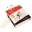 Le Bicycle gyufa