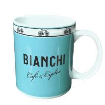 Bianchi Cafe & Cycles bögre