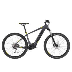 Kellys TYGON 10 Grey e-bike kerékpár