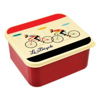 Le Bicycle ételhordó doboz