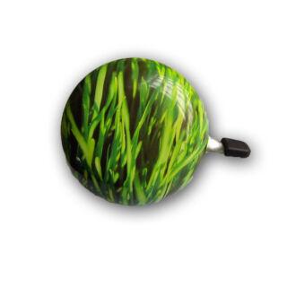 Fűmintás, zöld csengő