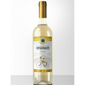 Országúti bor - Chardonnay