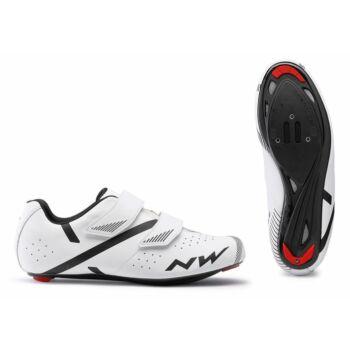 NORTHWAVE Jet 2 kerékpáros cipő | Fehér