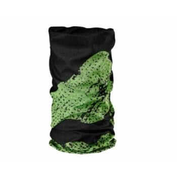 MERIDA Multifunkcionális Sál | Fekete - Zöld