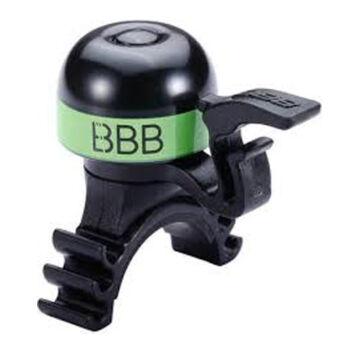 BBB Minifit kerékpár csengő
