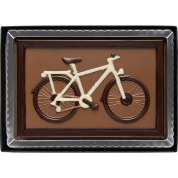 Kerékpáros Tejcsokoládé   Weibler