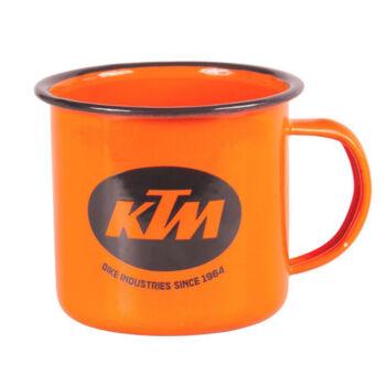 KTM 1964-óta Alumínium bögre - Narancssárga