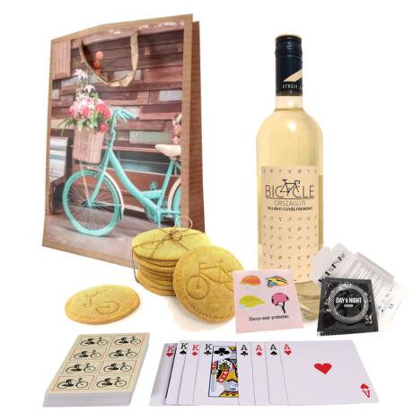 Cycling romance ajándékcsomag