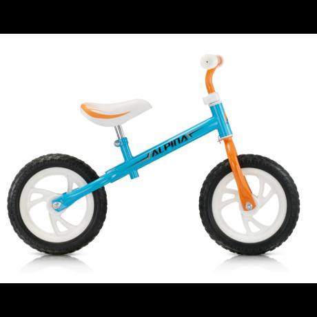 Alpina Tornado Kék narancs futókerékpár
