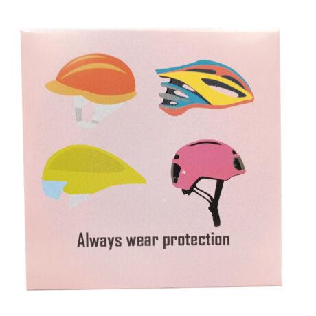 Biciklis Condom