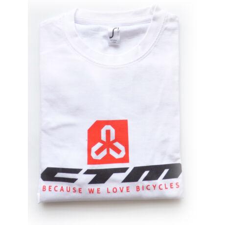 Fehér CTM póló