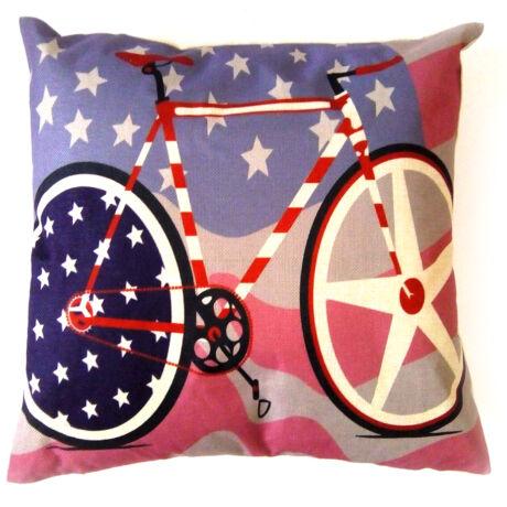 Angol zászlós kerékpár