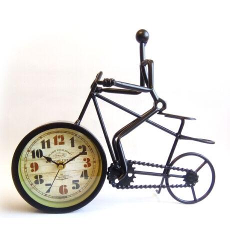 kerékpáros díszóra