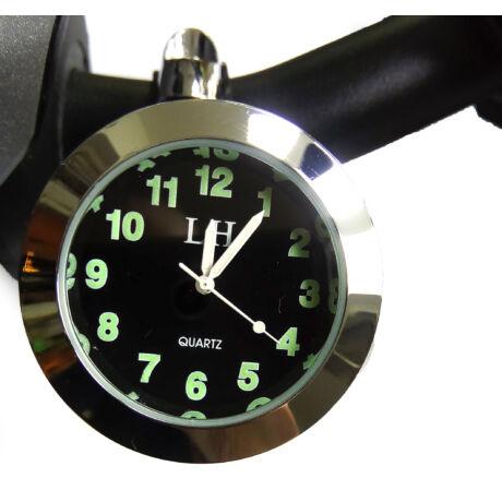 Kormányra rögzíthető óra