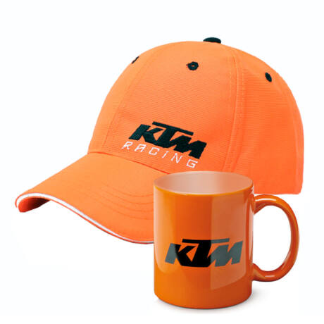 KTM Team ajándékcsomag