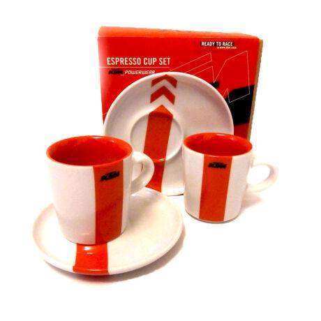 Espresso csésze készlet a KTM-től