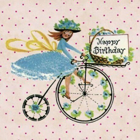 Boldog Születésnapot üdvözlőkártya