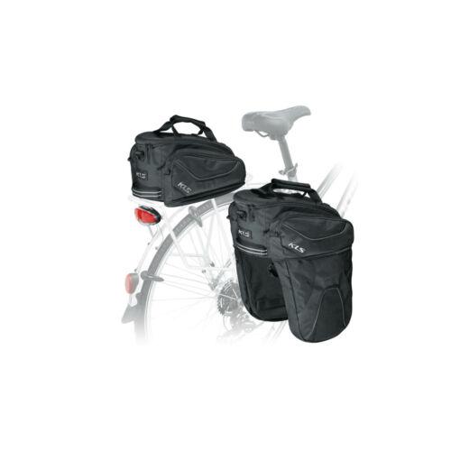 Kellys kerékpár táska csomagtartóra KLS Space 15