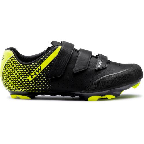 NORTHWAVE Origin 2 kerékpáros cipő | Fekete - Neon