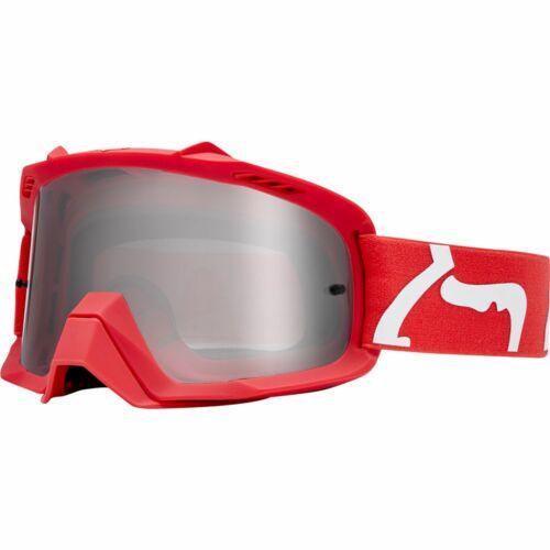 Fox Air Space piros védőszemüveg