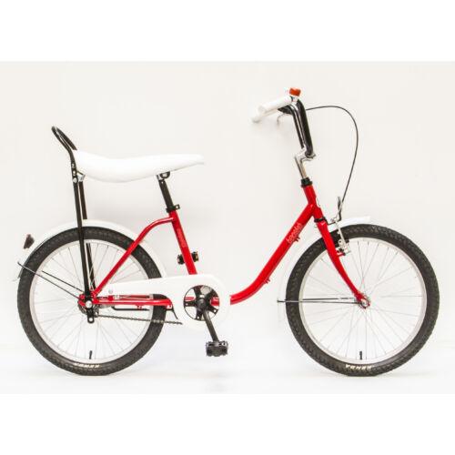 Csepel Tacskó Kerékpár Piros