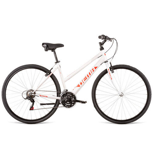 Dema Trino Lady fehér Női Cross Trekking kerékpár
