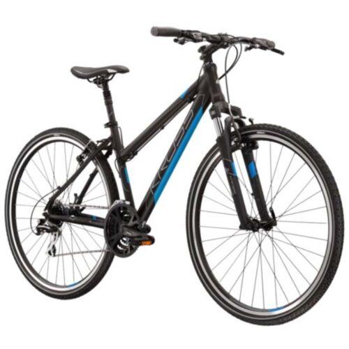 KROSS Evado 3.0 cross-trekking kerékpár | fekete- kék