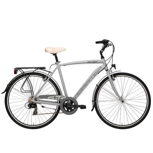 "Adriatica Sity 3 28"" Trekking Kerékpár   Szürke"