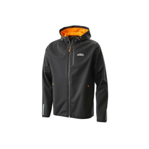 KTM EMPHASIS JACKET - Férfi Softshell Dzseki