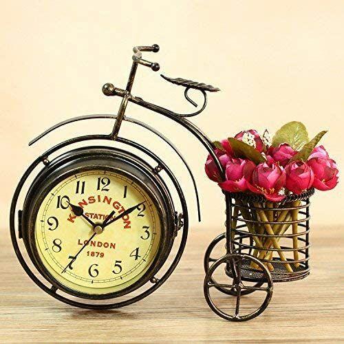 Asztali Tolltartó Óra Kerékpár