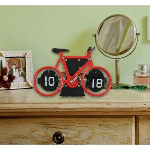 Lapozós Asztali Óra Kerékpár | 3 színben