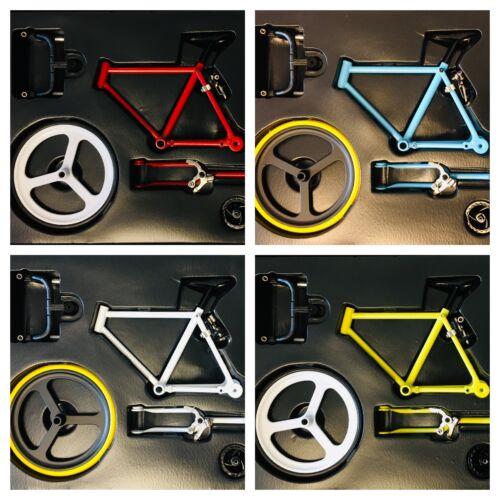 Összerakható Országúti Kerékpár Makett | 16 Variációban