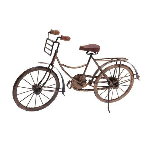 Kerékpár Asztali Dísz | Bronz