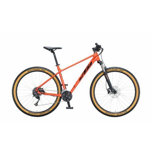 KTM Chicago Disc 29 2020 kerékpár fekete-narancs