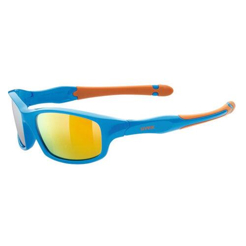 UVEX Sportstyle 507 Gyermek szemüveg | Kék - Narancssárga