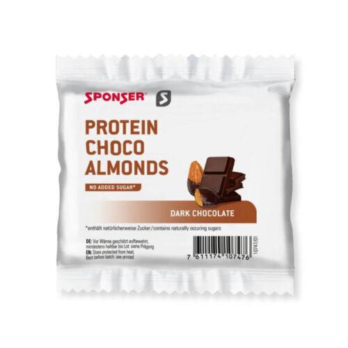 SPONSER Protein Choco Almonds