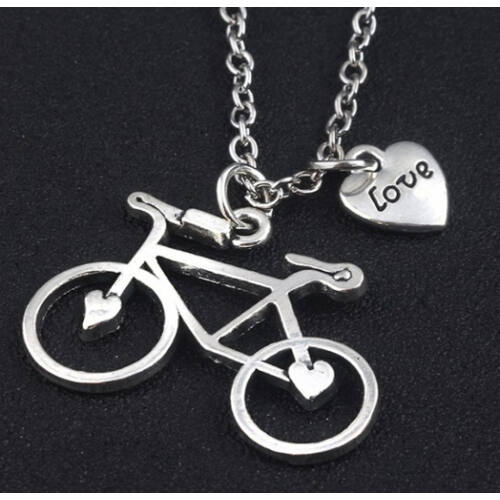 Kerékpáros nyaklánc