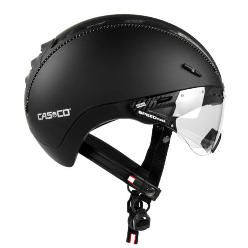 Casco Roadster Plus m.V. | Fekete
