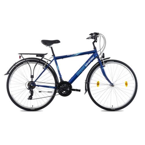 Csepel Landrider 28 Trekking kerékpár   Sötétkék