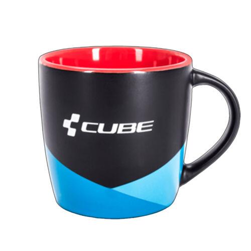 Cube logóval ellátott kerékpáros bögre