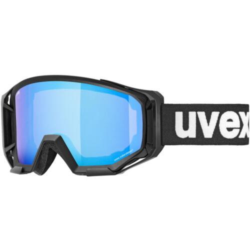 Uvex athletic CV sport szeümveg - tükör kék S2