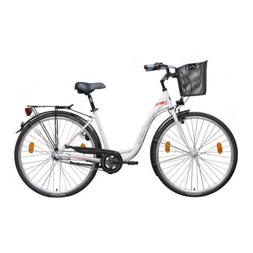 Gepida Reptila 100 Fehér, női városi kerékpár
