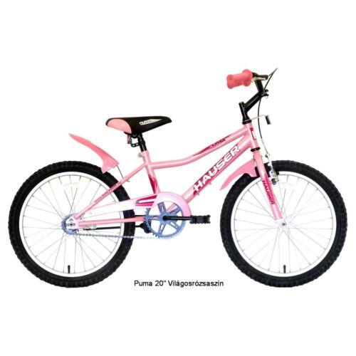 """Hauser Puma 16"""" Rózsaszín"""