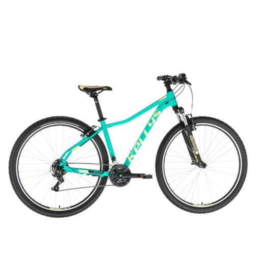 """KELLYS Vanity 10 aqua green 29"""" női MTB kerékpár"""