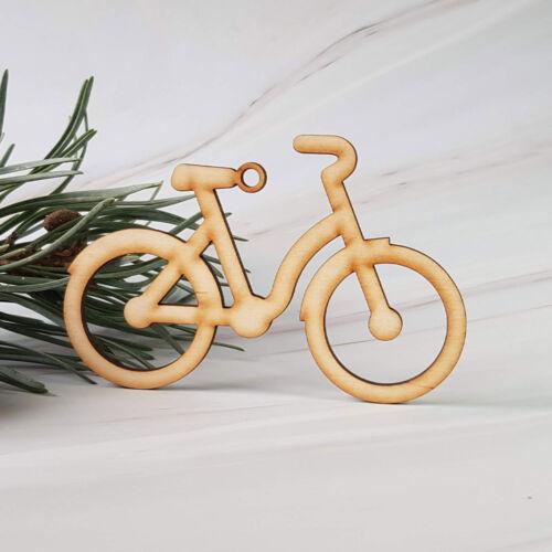 City kerékpár - fa karácsonyfadísz