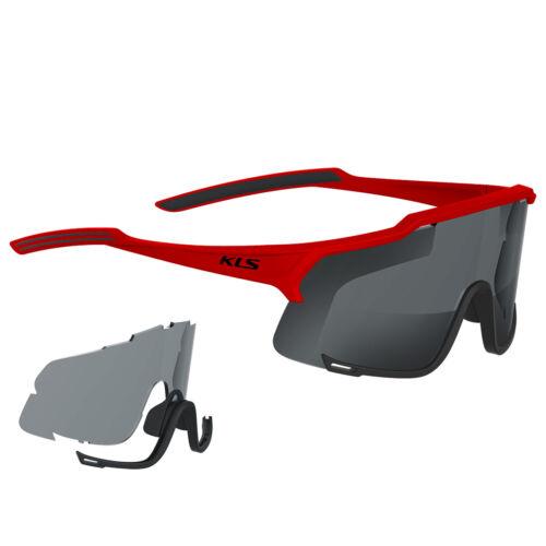 Szemüveg KELLYS DICE, Shiny Red napszemüveg