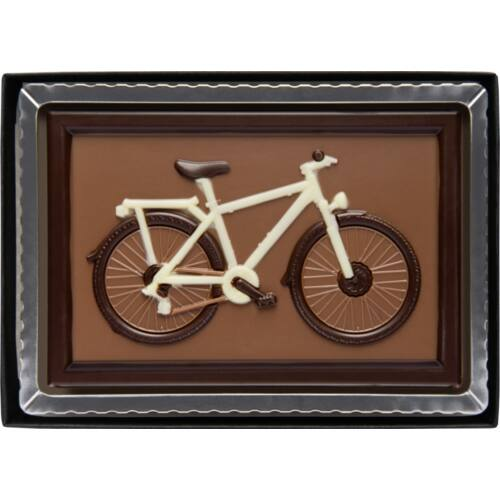 Kerékpáros Tejcsokoládé | Weibler