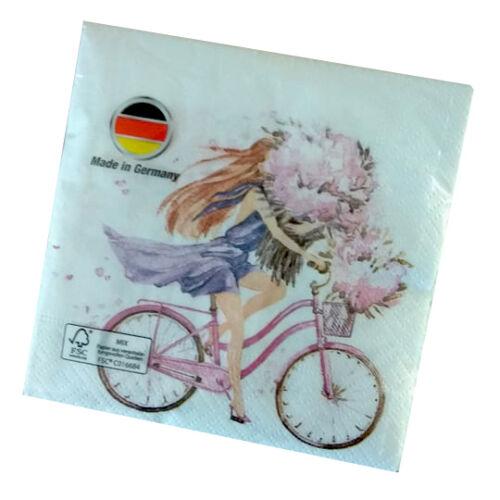 Biciklis szalvéta